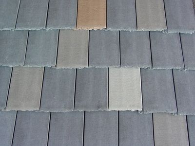 Blends And Finishes Auburn Tile Inc Concrete Roof French Provincial