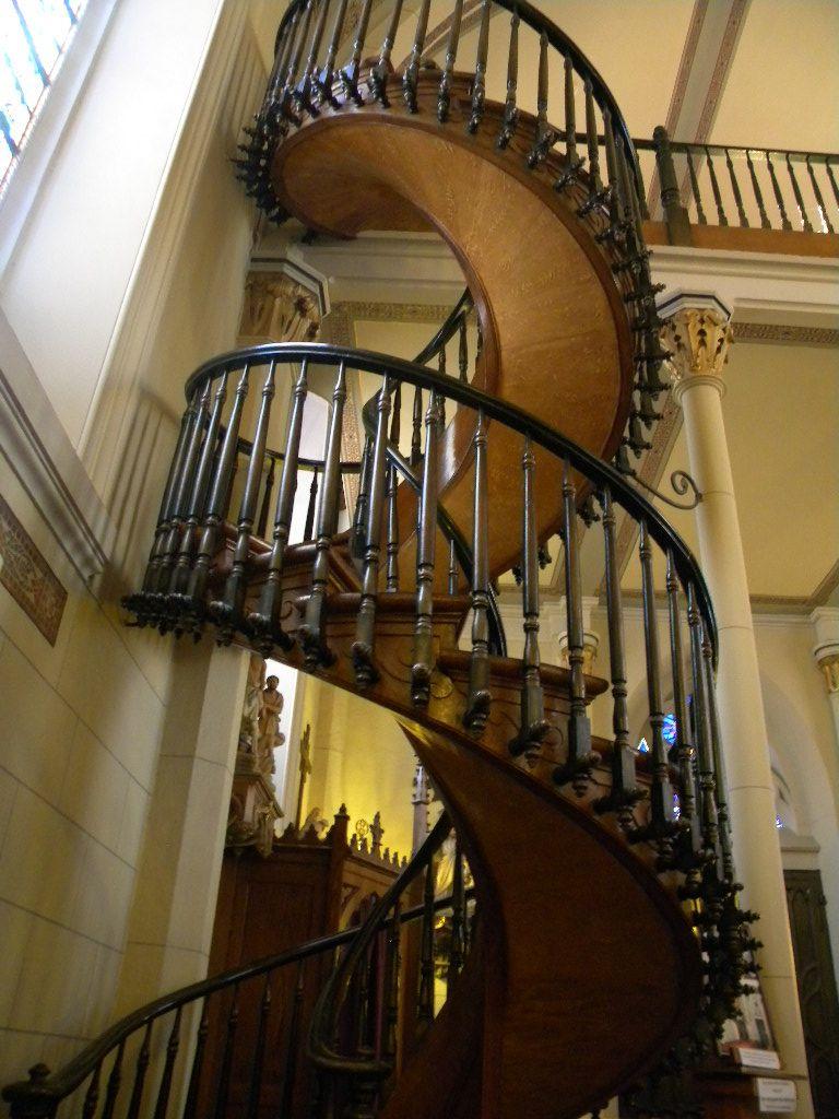 Best Loretto Chapel Santa Fe New Mexico Stairways 640 x 480