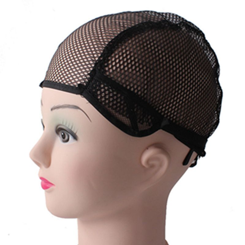 Cheap weaving caps polyester dome wig cap for making wigs black cheap weaving caps polyester dome wig cap for making wigs black weave cap invisible hair net pmusecretfo Images