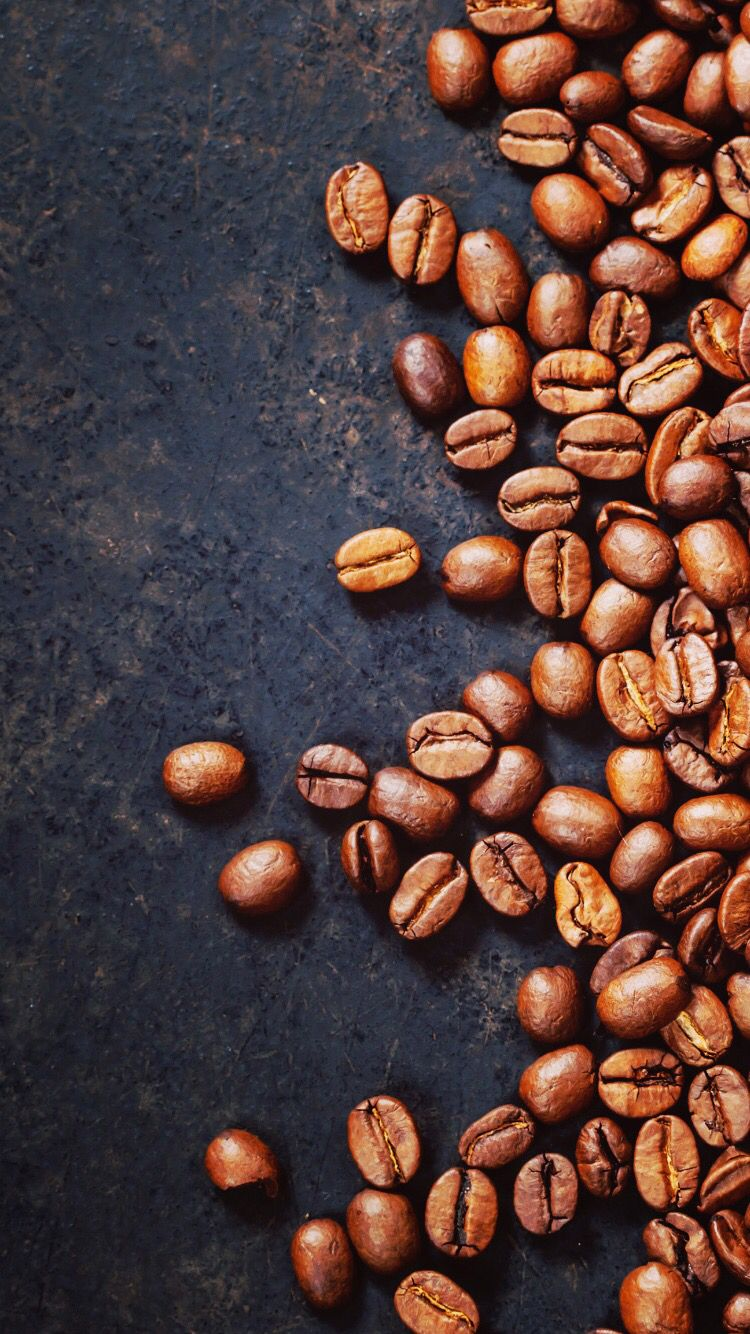coffee bean wallpaper  Coffee beans iPhone wallpaper | wallpaper | Pinterest | Beans ...