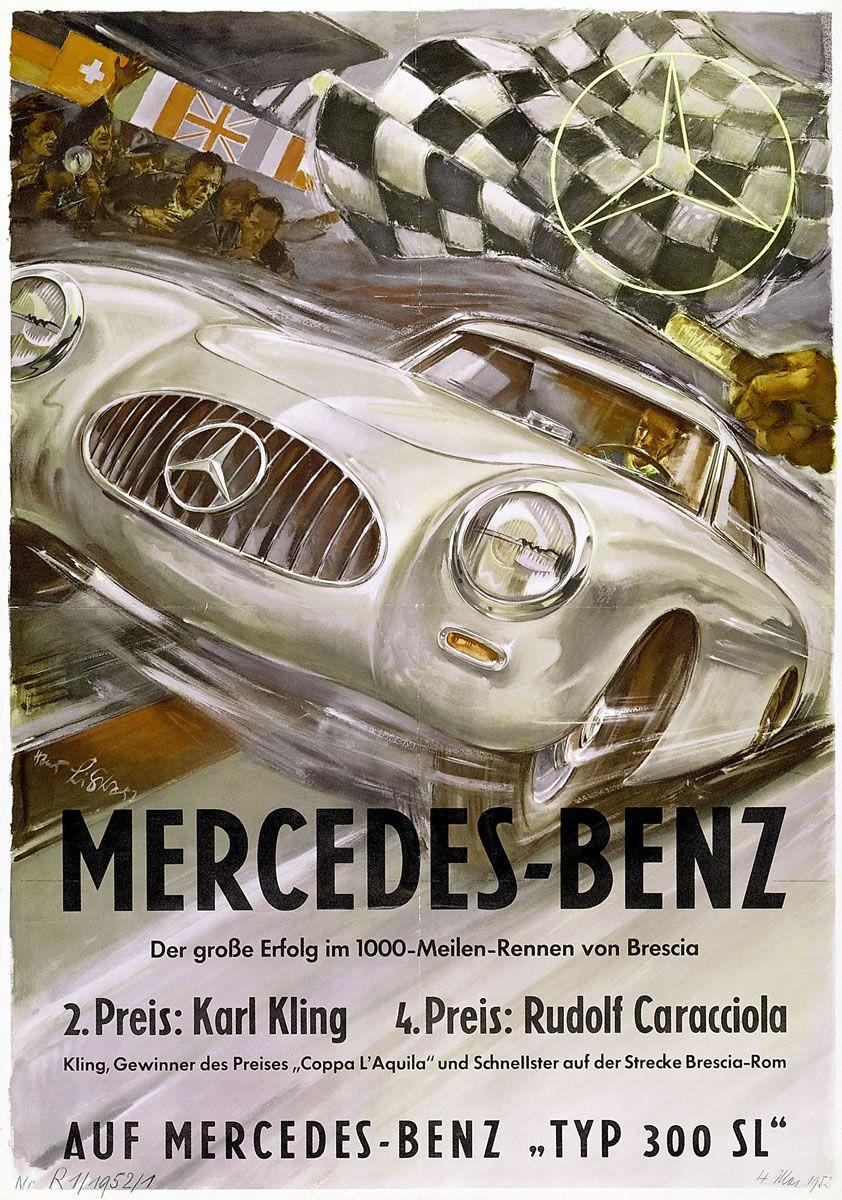 Mercedes Mille-Miglia