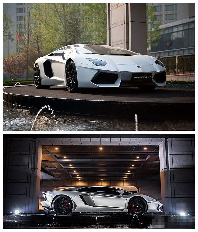 Lamborghini Aventador Lp700 4 Coupe Jackie Chan Special Customized