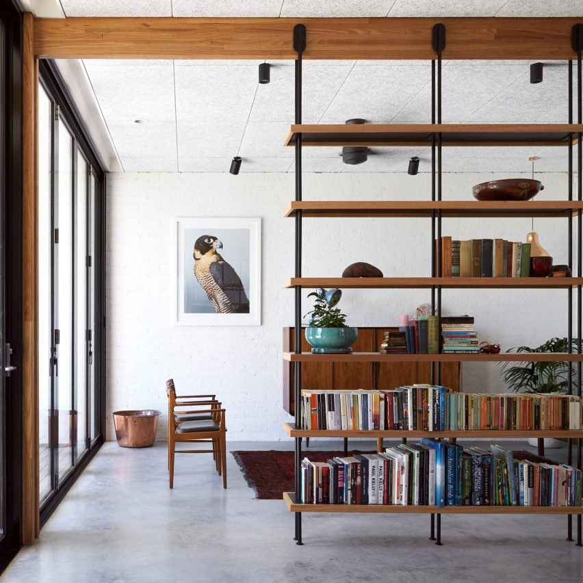 Foomann Architects Renovates Melbourne Bungalow With Exposed