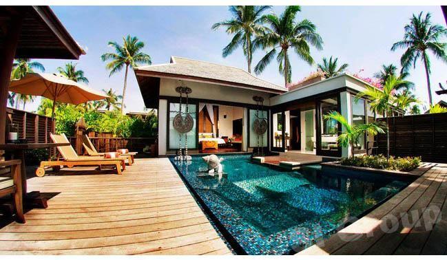 Пхукет аренда виллы недвижимость тайланд