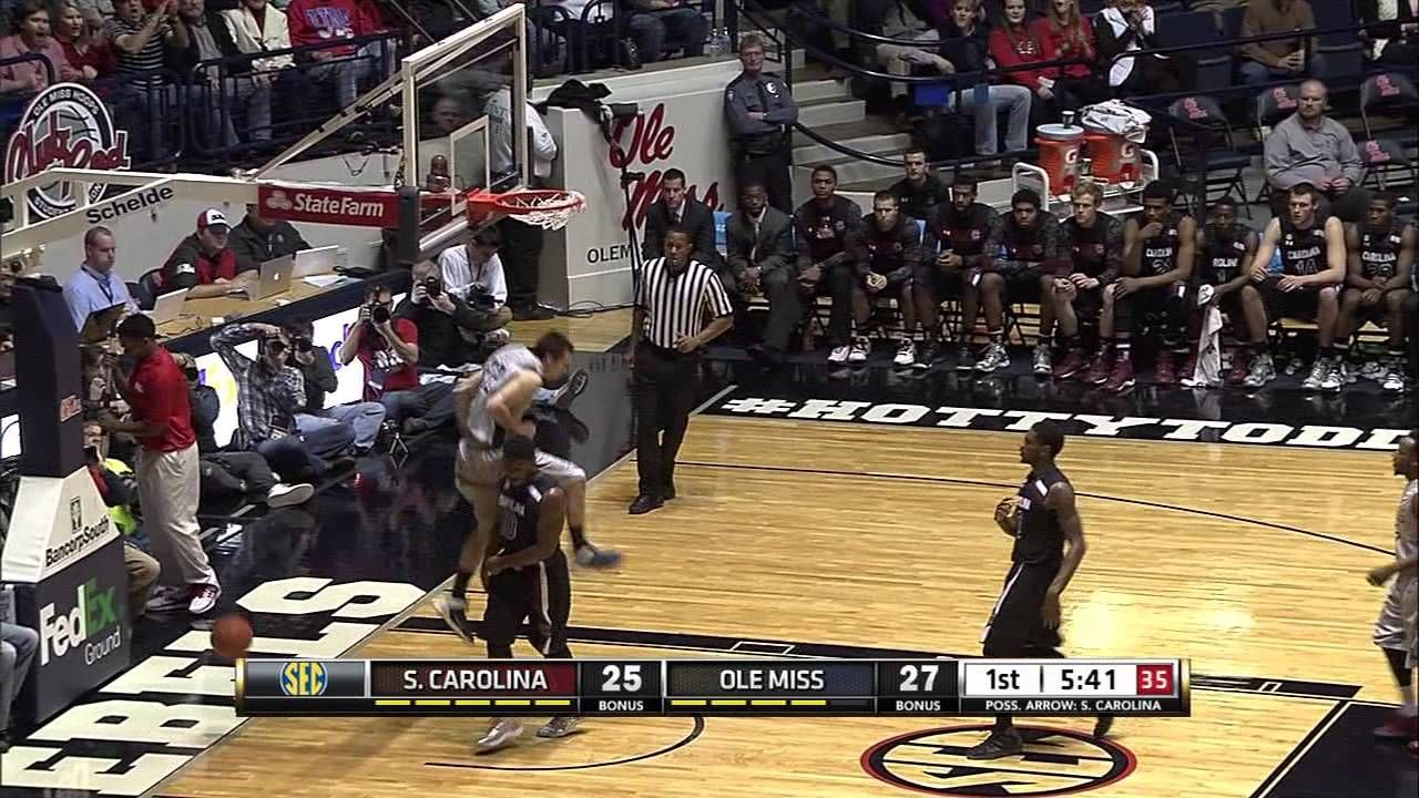 Marshall Henderson Steal And Reverse Dunk SCtop10