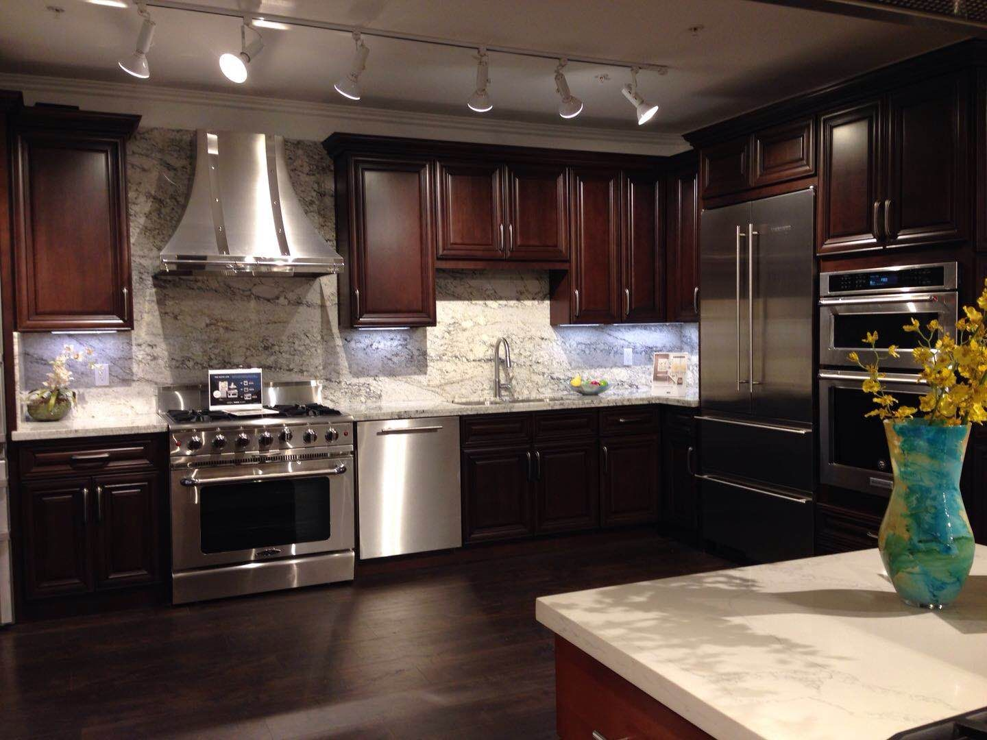 Pin On Alice Cabinetry Completed Kitchen
