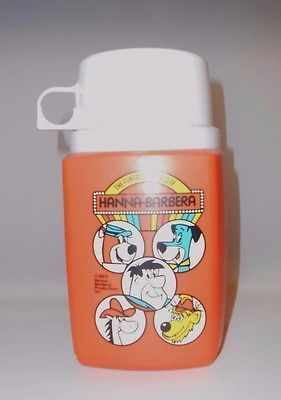 Hanna Barbera Funtastic World Thermos by King Seeley -  Excellent Condition