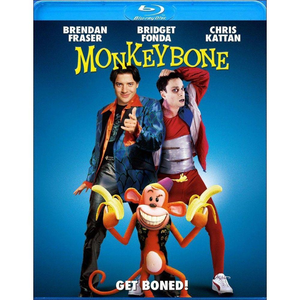 Monkeybone Blu Ray Movies Brendan Fraser Comic Book