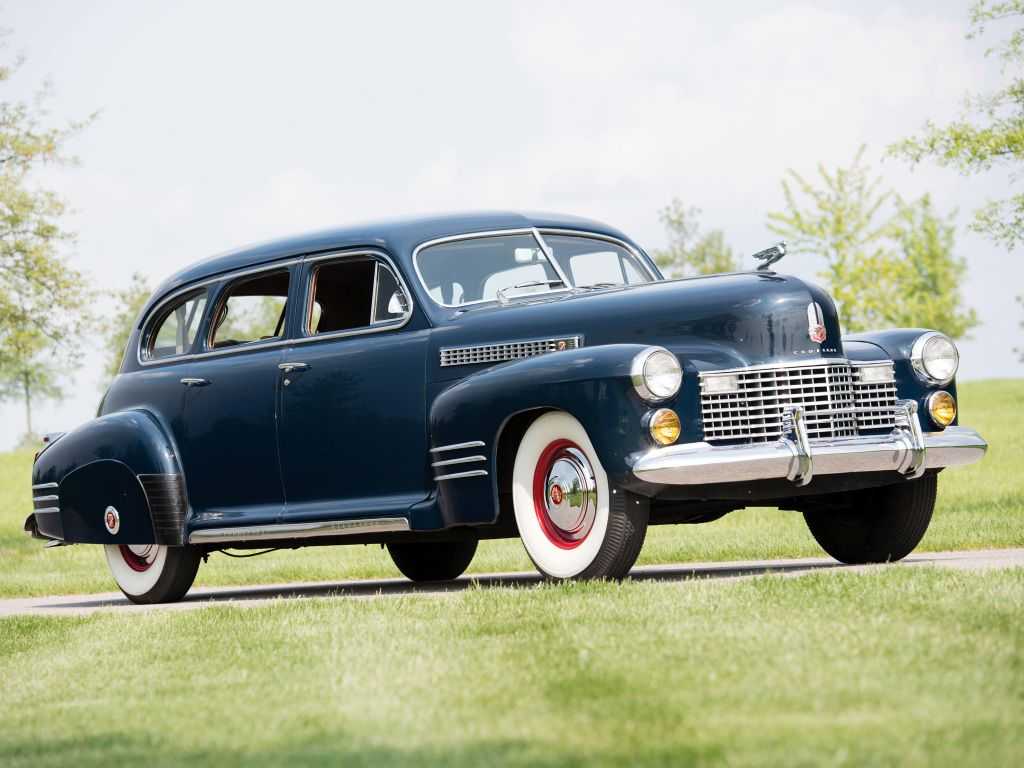 1941 Cadillac Series 67 Touring Sedan by Fisher | Classic Cars #3 ...