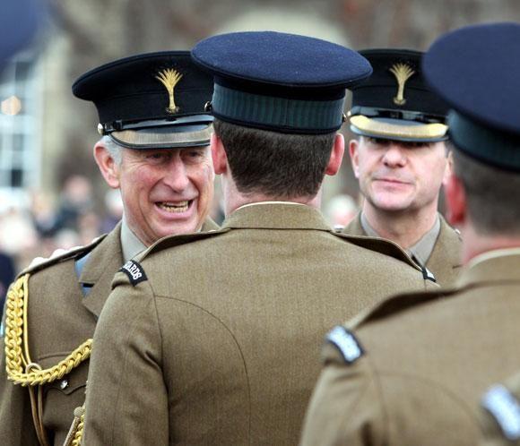 Carlos de Inglaterra: 'Tengo muchas ganas de ser abuelo' #realeza #royals