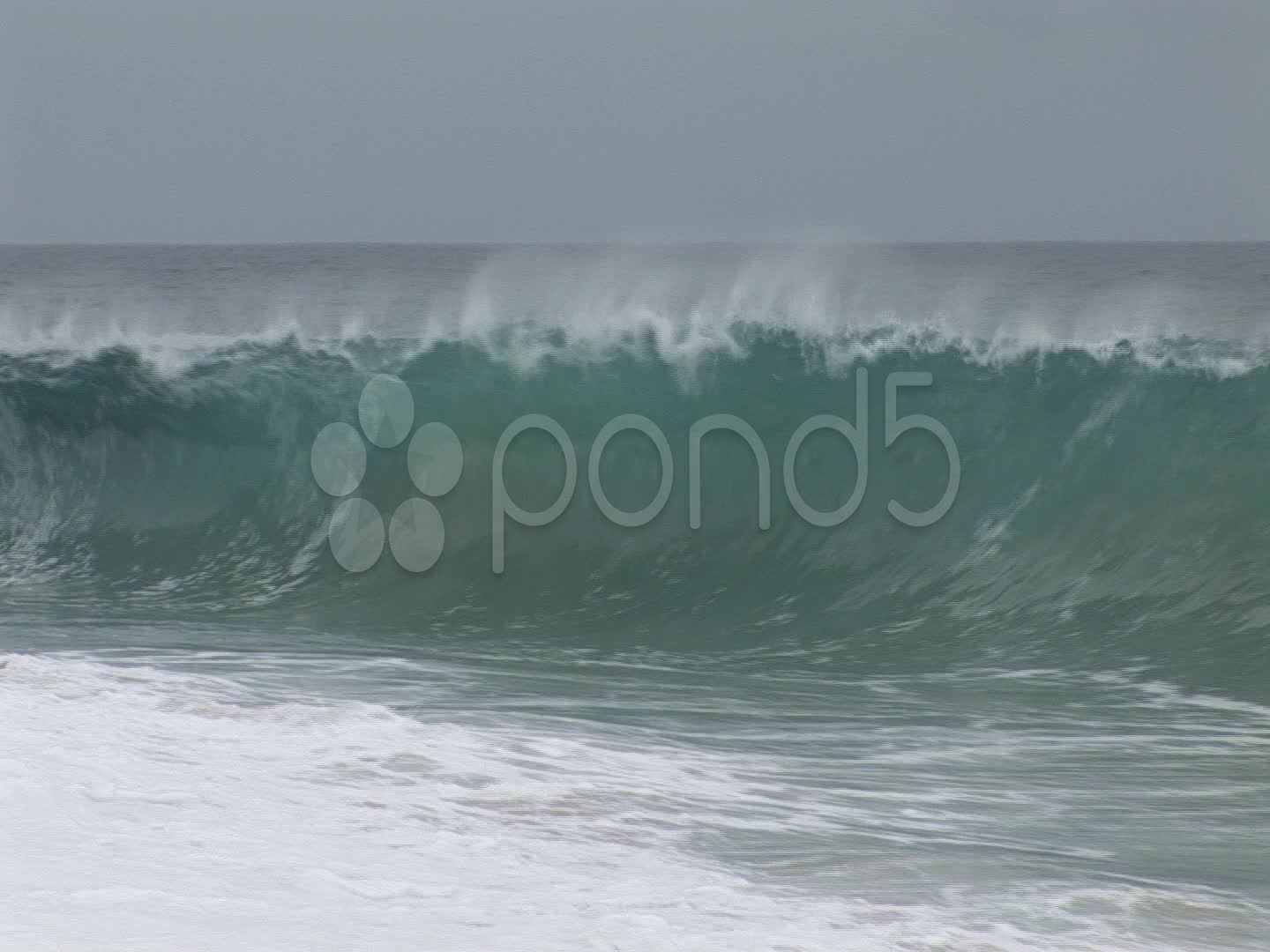 Hurricane Wave Stock Footage Wave Hurricane Footage Stock Waves