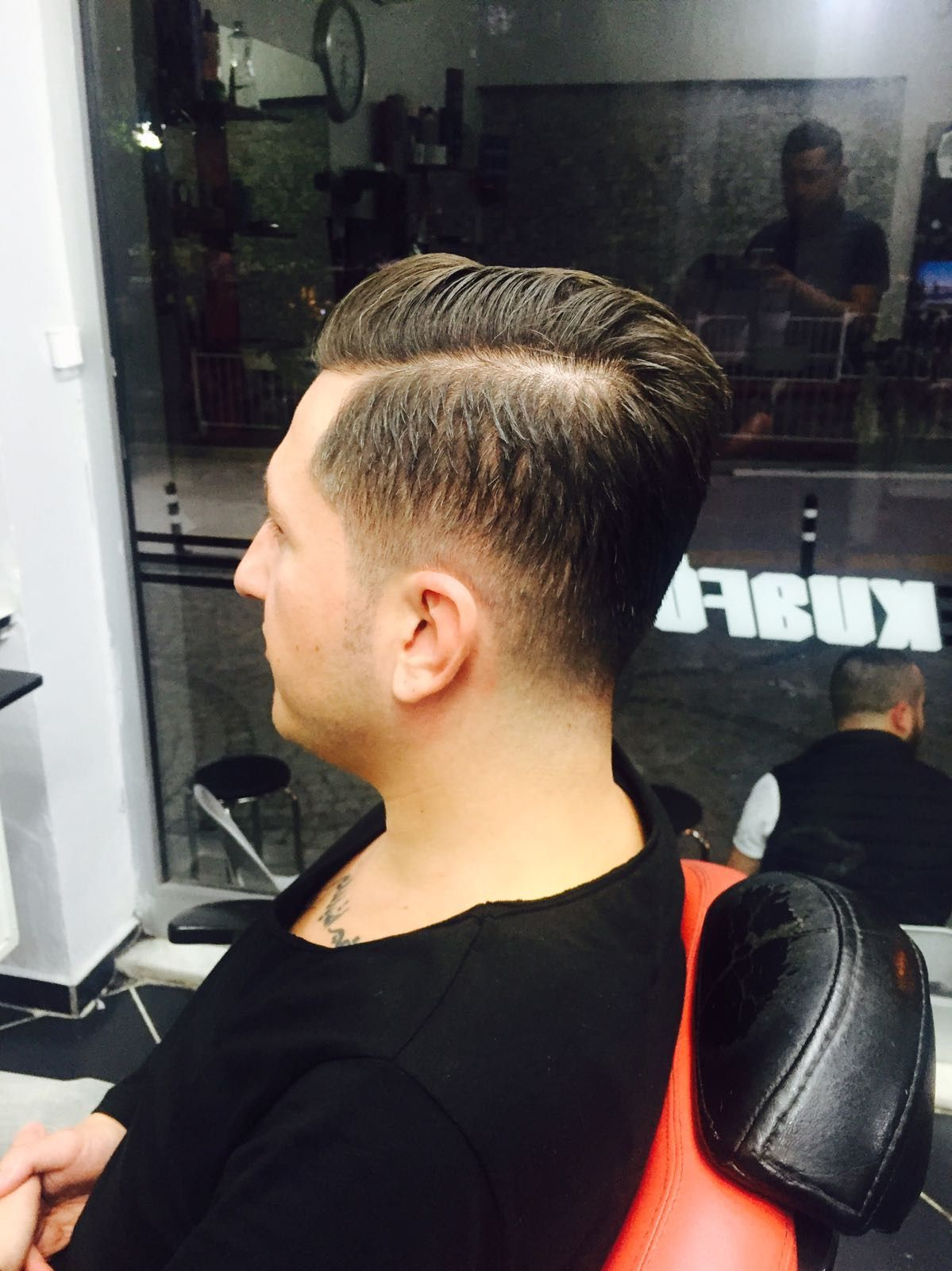 Haircut styles short on sides long on top man haircut style   Şahsına münhâsırlar  pinterest