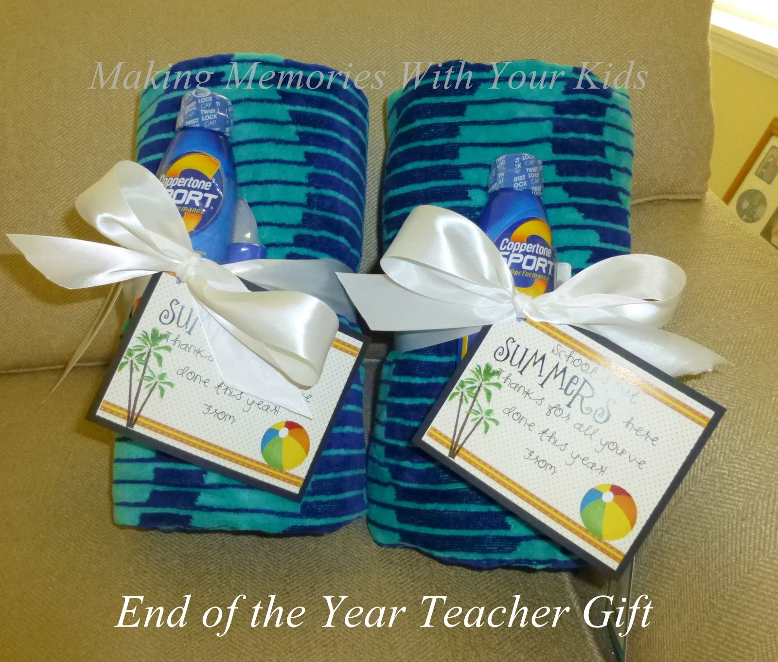 end of year teacher gift - Google Search | *Great Room | Pinterest ...