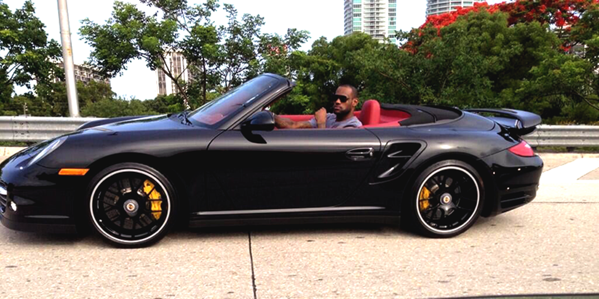 LeBron James Cars Lebron james, Porsche 911 s, Porsche