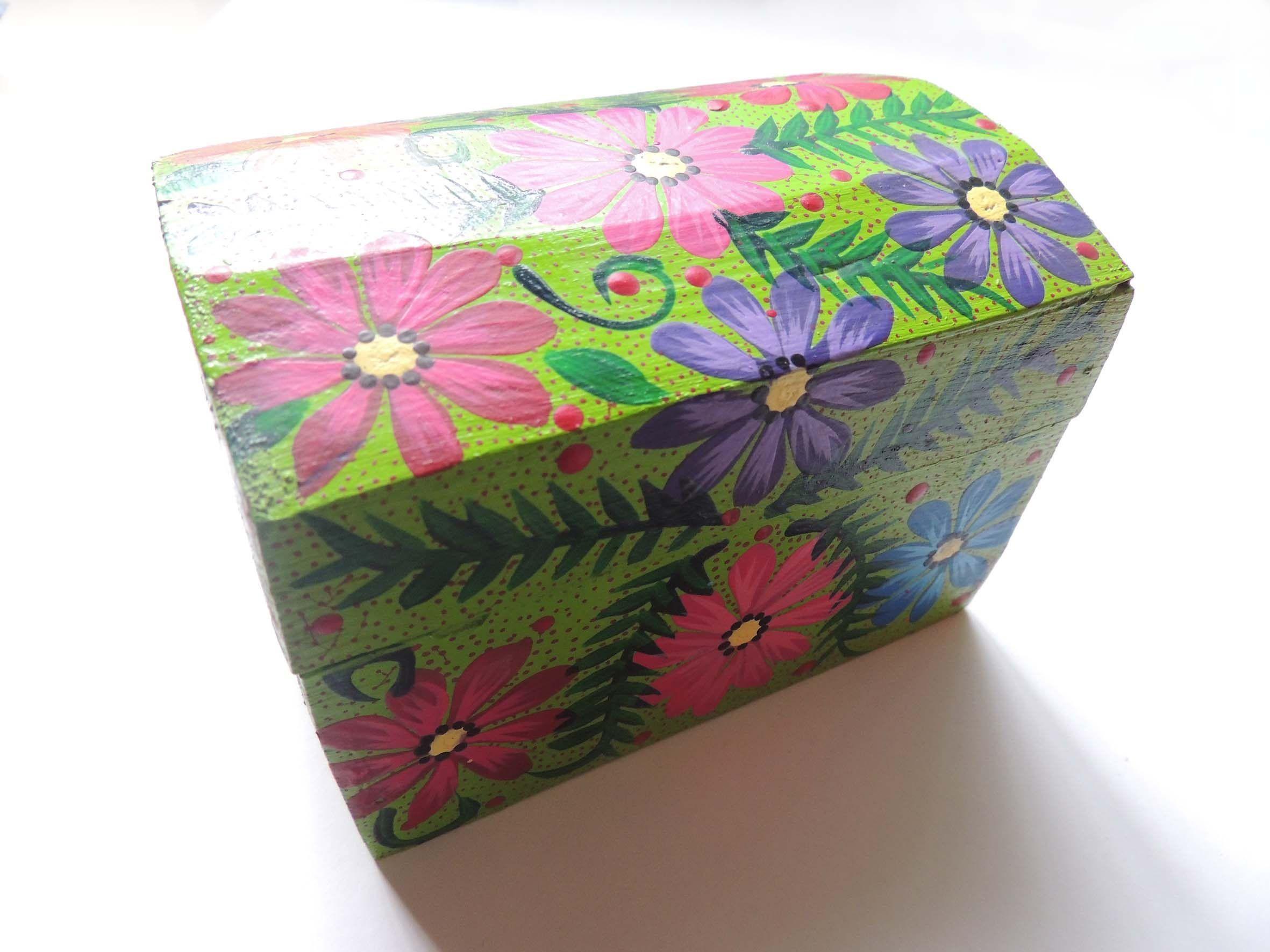 Un favorito personal de mi tienda de Etsy https://www.etsy.com/mx/listing/535084613/alebrije-jewelry-wooden-box-handmade-in