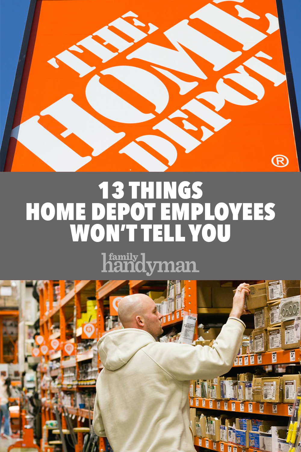 14 things home depot employees won t tell you home depot on home depot paint sale id=51834