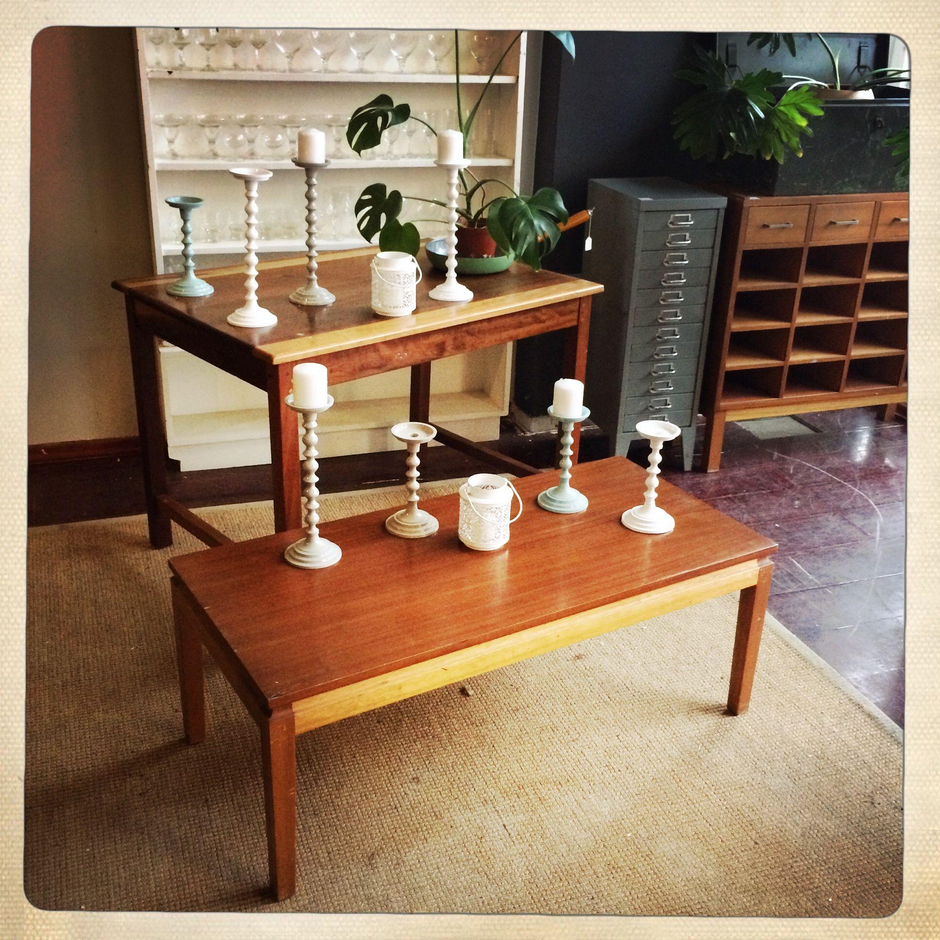 Coffee Table Candlesticks In 2020 Coffee Table Decor Furniture [ 1936 x 1936 Pixel ]