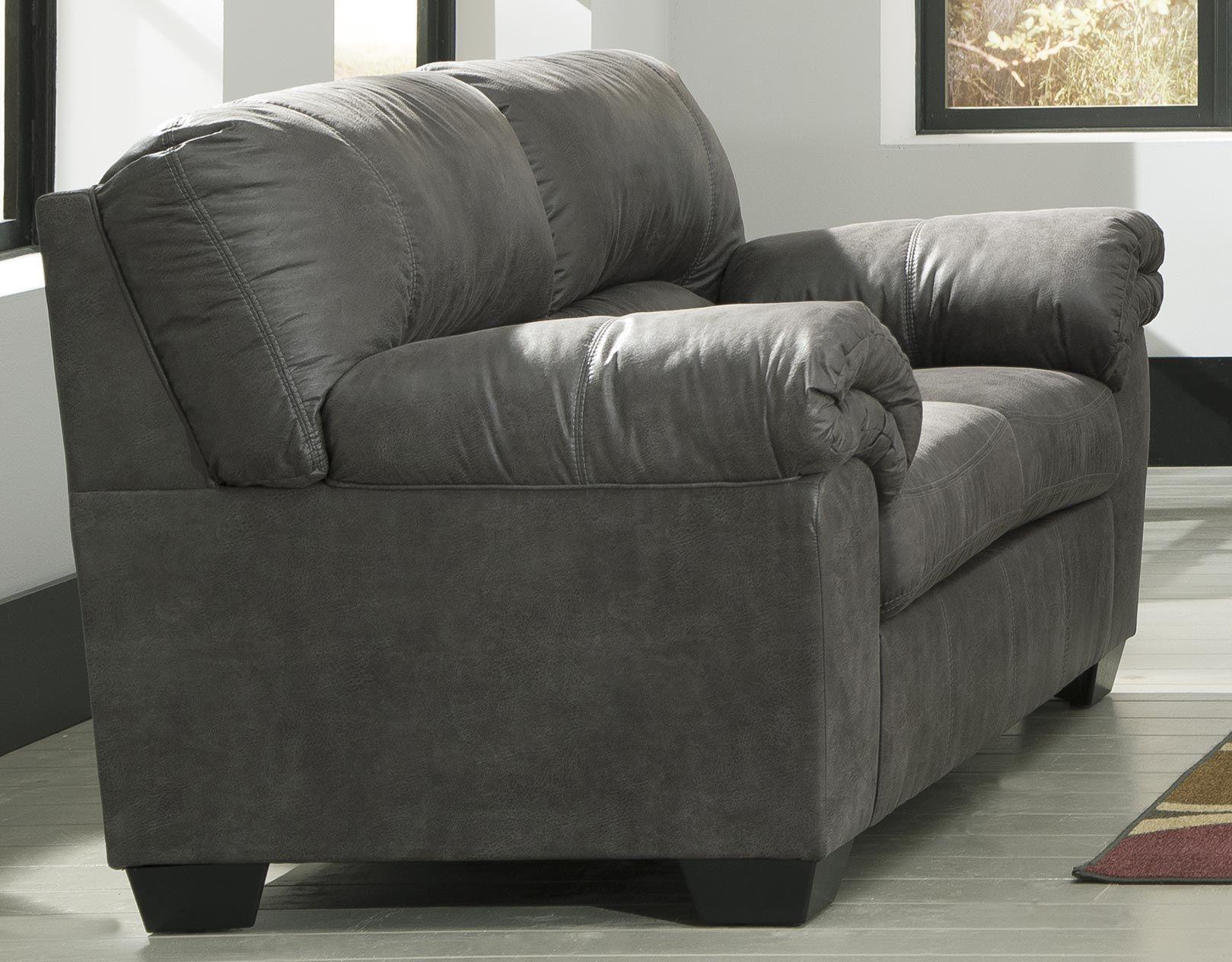 Bladen Loveseat Slate Sofa Loveseat Set Loft Furniture Loveseat Sofa