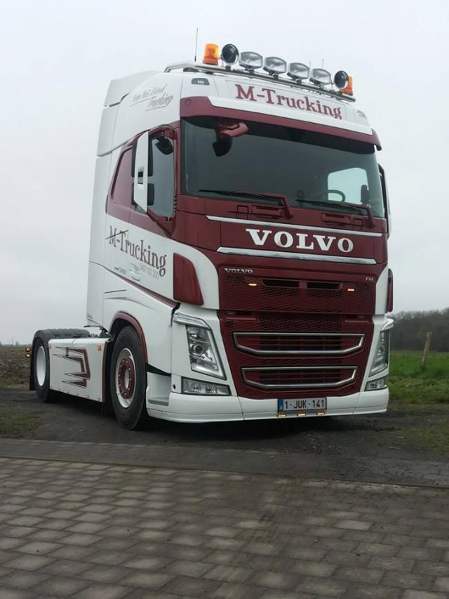truck made in belgium volvo fh 6 poids lourds pinterest le tuning camping car et camping. Black Bedroom Furniture Sets. Home Design Ideas