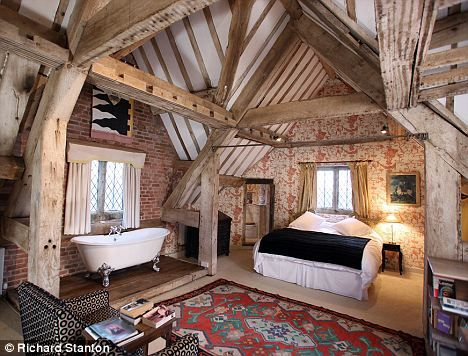 Moneypit Manor Saved My Sanity When The Roof Fell In On His   modern bachelor bedroom library. Interesting Library Bedroom Gallery   Best idea home design