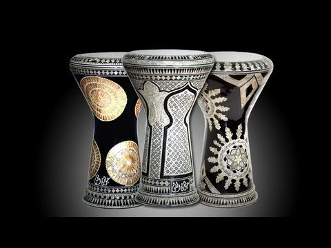 these three guys are playing the darbuka 39 s arabic drums they sell in their store but watch. Black Bedroom Furniture Sets. Home Design Ideas
