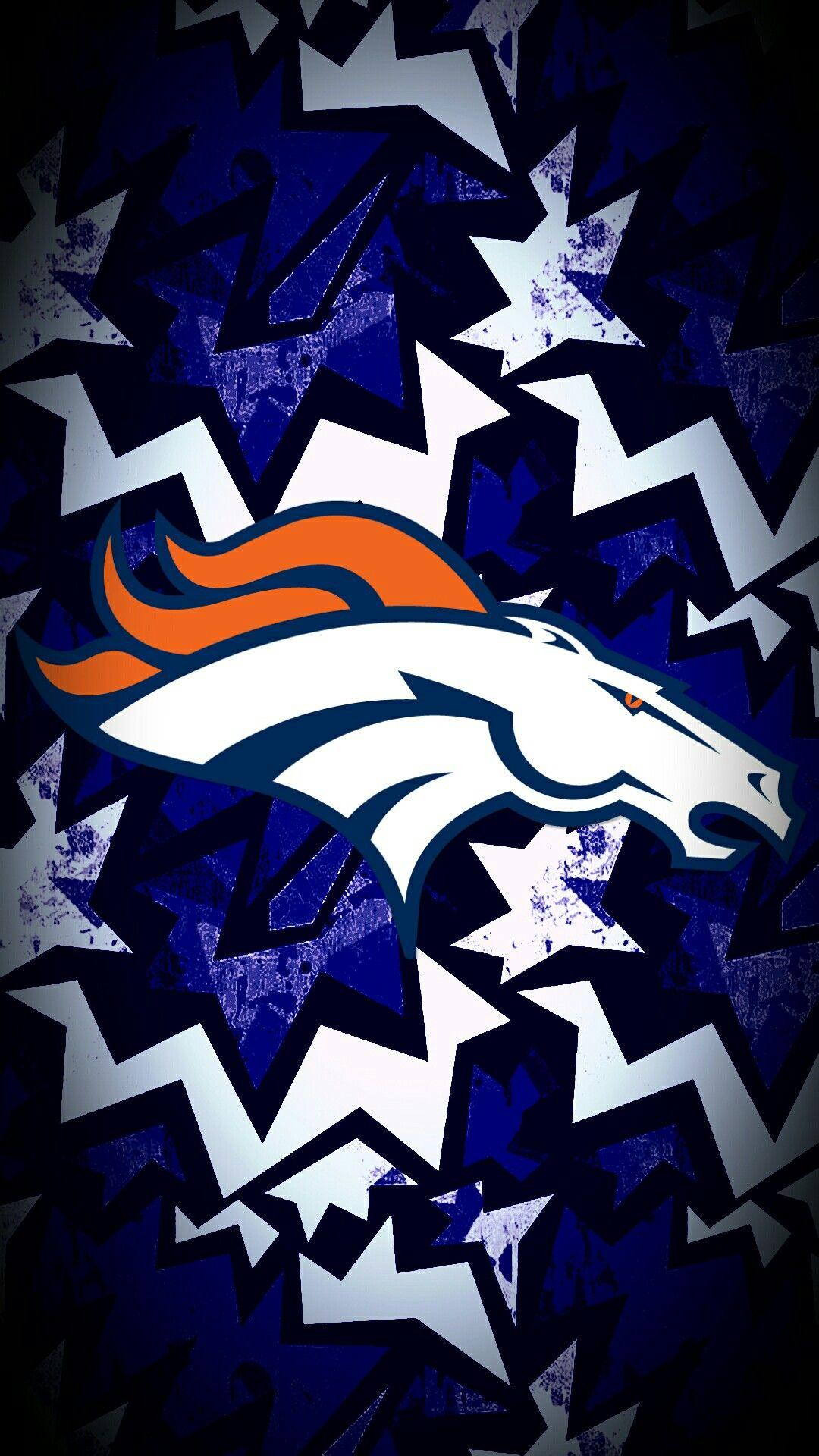 Denver Broncos wallpaper | denver broncos logo | Denver broncos wallpaper, Broncos, Broncos ...