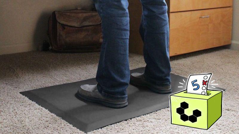Five Best Standing Desk Floor Mats Best Standing Desk Standing Desk Floor Mats