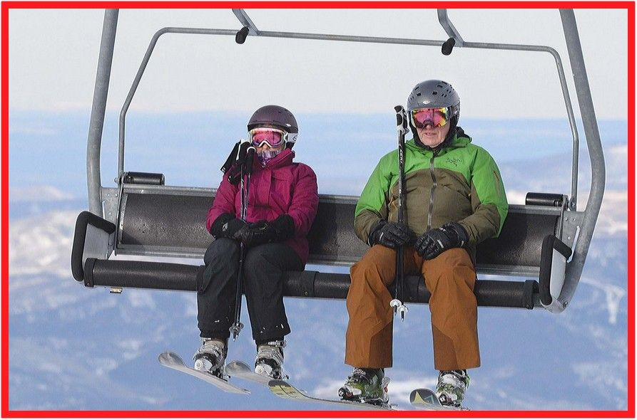 33 Reference Of Chair Lift Skiing In 2020