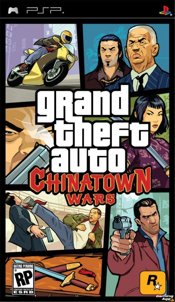 Gta Chinatown Wars Psp Espanol New Video Game Consoles