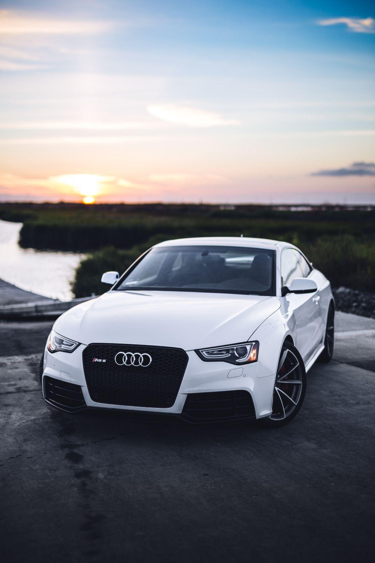 White Audi Rs5 Dream Cars Audi Cars Best Luxury Cars