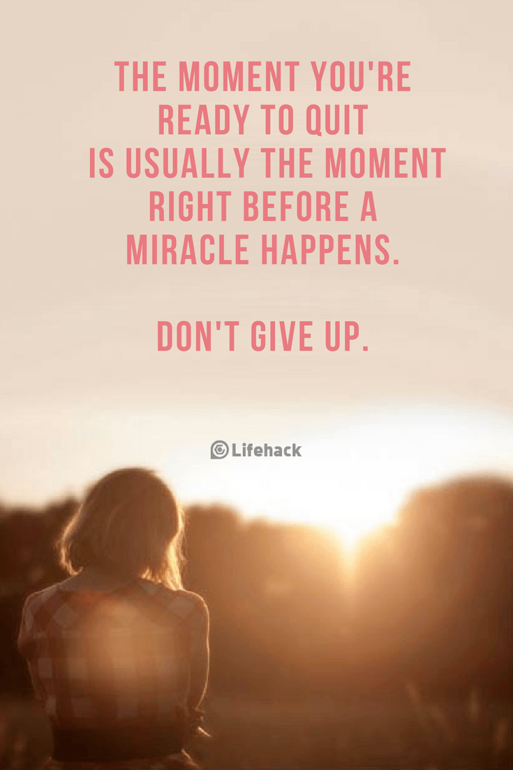 25 Never Give Up Quotes About Perseverance | Giving up quotes, Never give  up quotes, Don't give up quotes