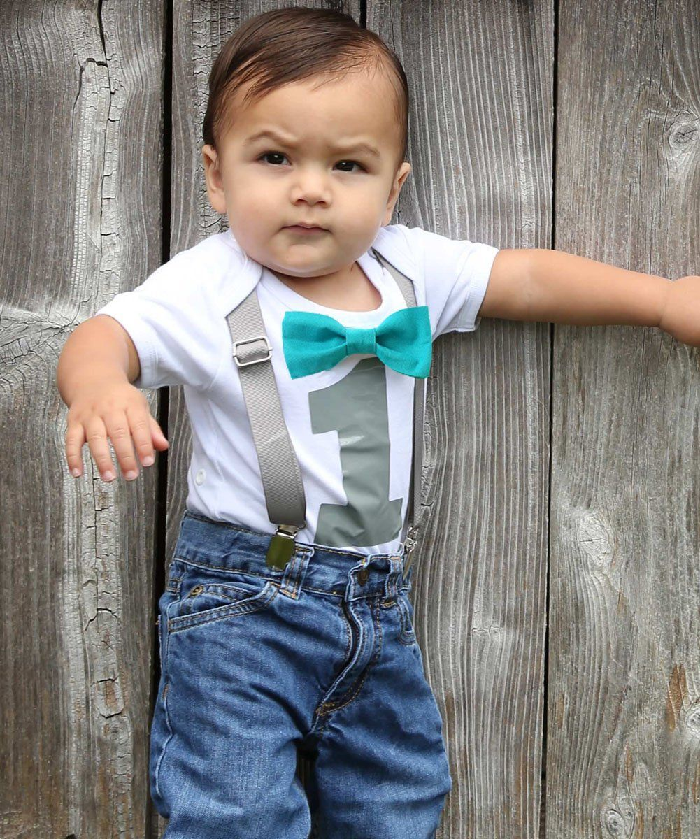 Adorable First Birthday Boy Outfits Birthday boys Birthdays and