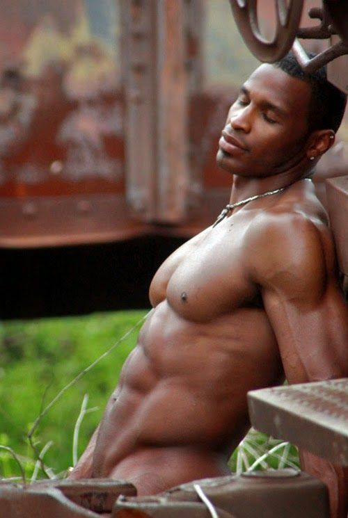 sexy-black-male-athletes-nude