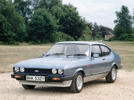 Ford Capri Picture 20113 With Images Ford Capri Ford