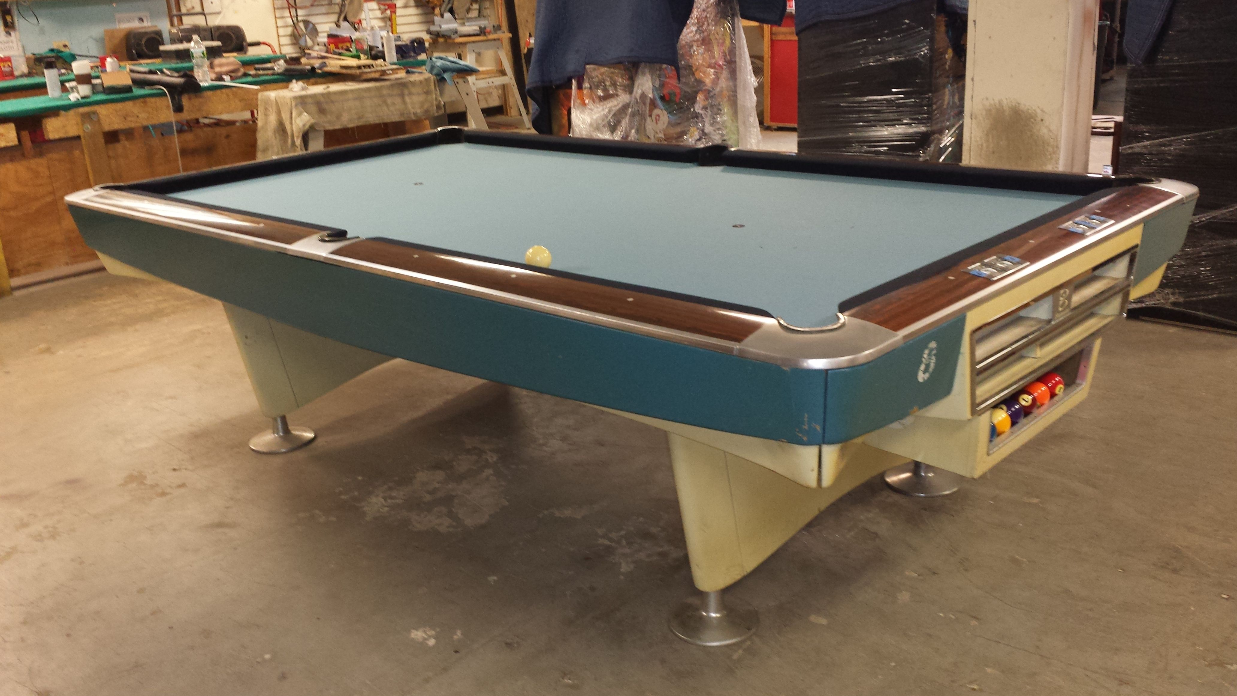 Vintage Pool Table Home Design Ideas And Pictures