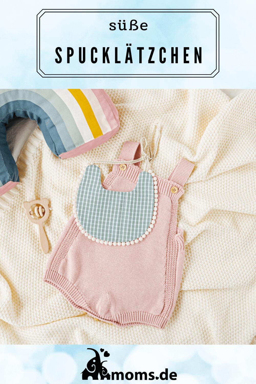 süße Spucklätzchen in 2020 | Lätzchen, Baby-ausstattung ...