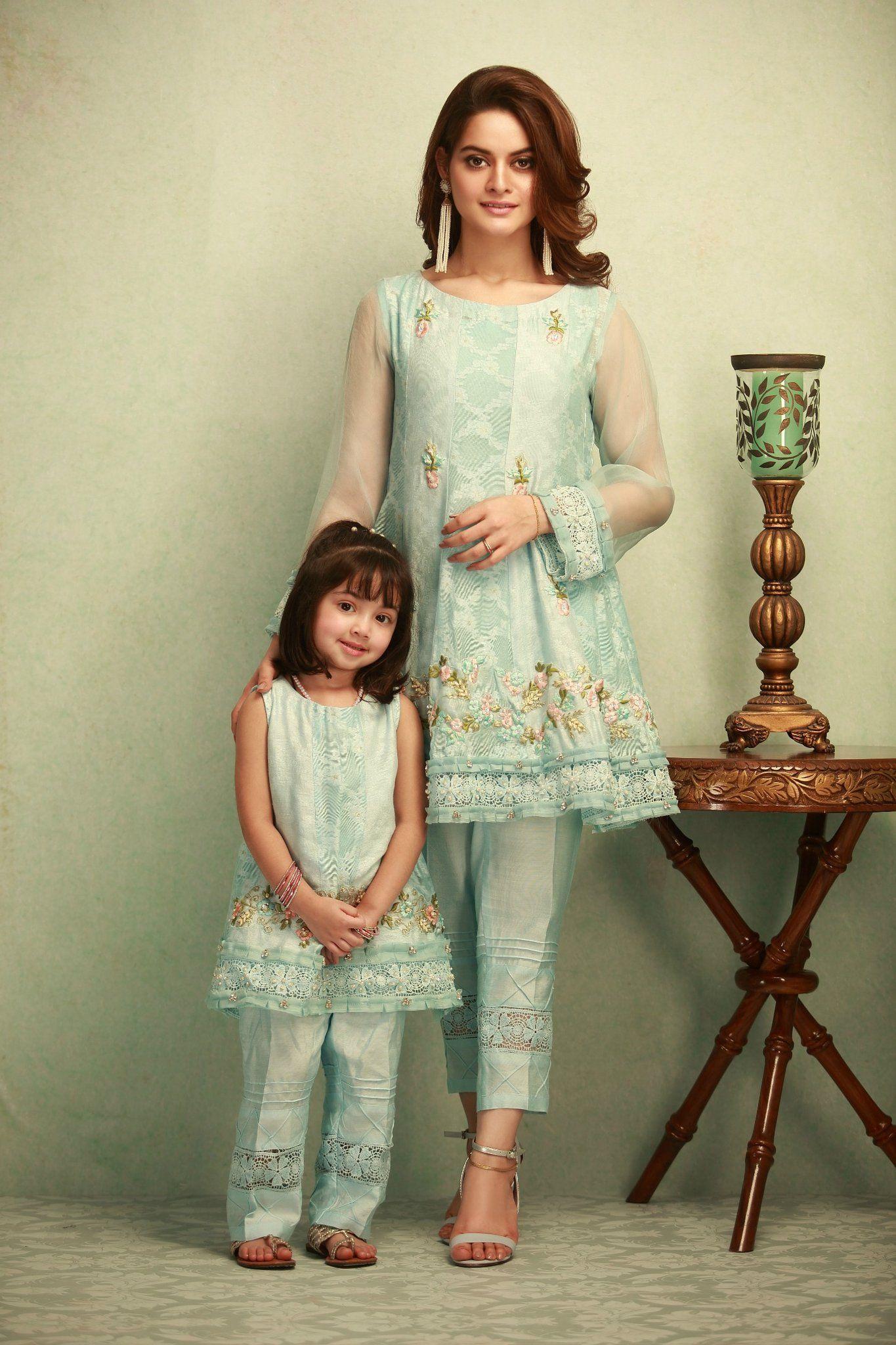 Peplum Blue Pakistani formal dresses, Stylish formal