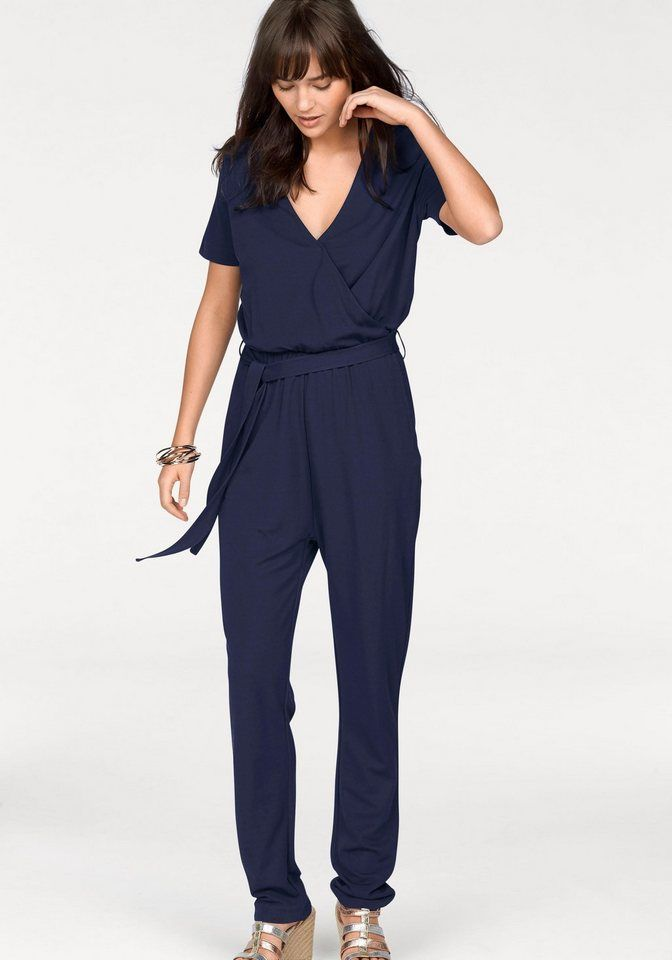 2deb6a5df5672d Tommy Hilfiger Overall »CHERISED GMD PLAYSUIT S S« in 2019