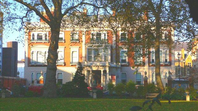 Mansión Palaciega del siglo  XVIII de Sir Richard Wallace que alberga la Colección Wallace, Londres