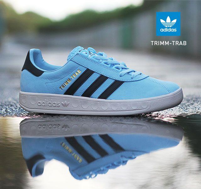 adidas kegler super blue and nero