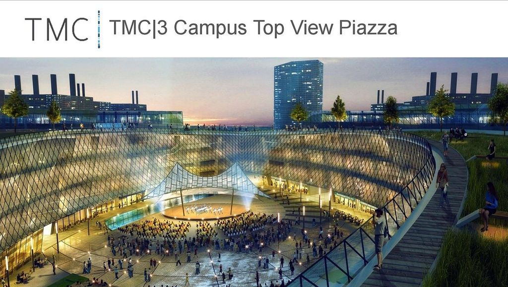 TMC Research and Innovation Campus. Texas Medical Center