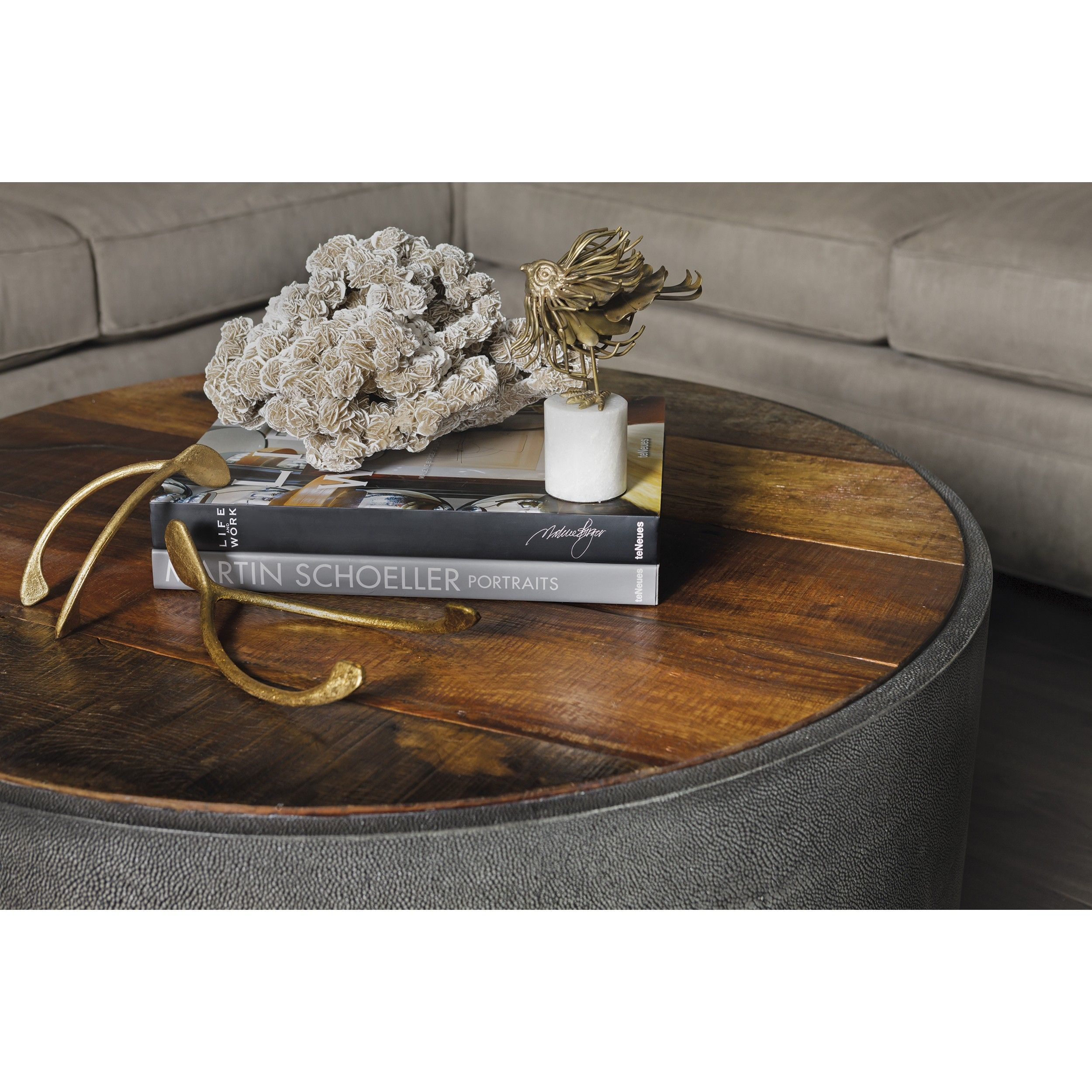 Crosby Round Coffee Table Round Coffee Table Coffee Table Accents Side Coffee Table [ 2500 x 2500 Pixel ]