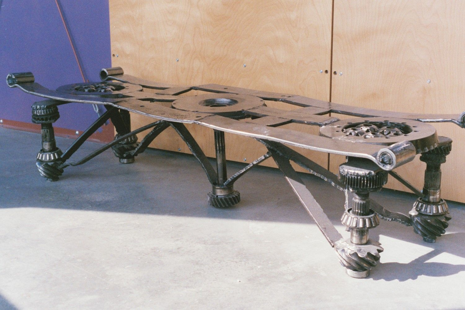 metal art tables - Google Search | Furniture Tables | Pinterest