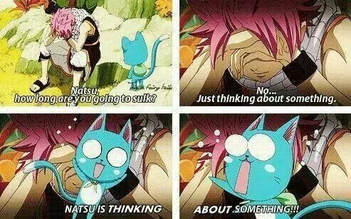 Natsu| this is literally me and my friends