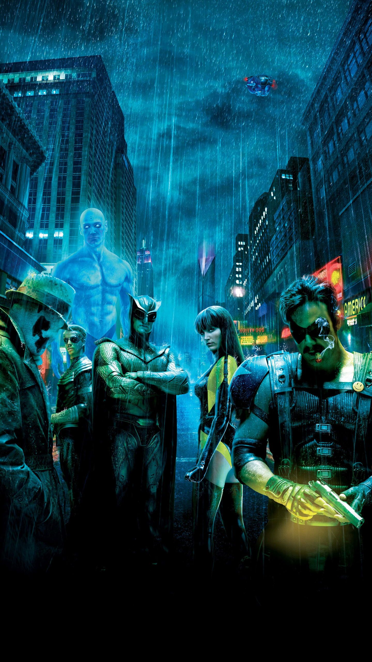 Download Hd Wallpapers Watchmen Hd Wallpaper Movie Wallpapers