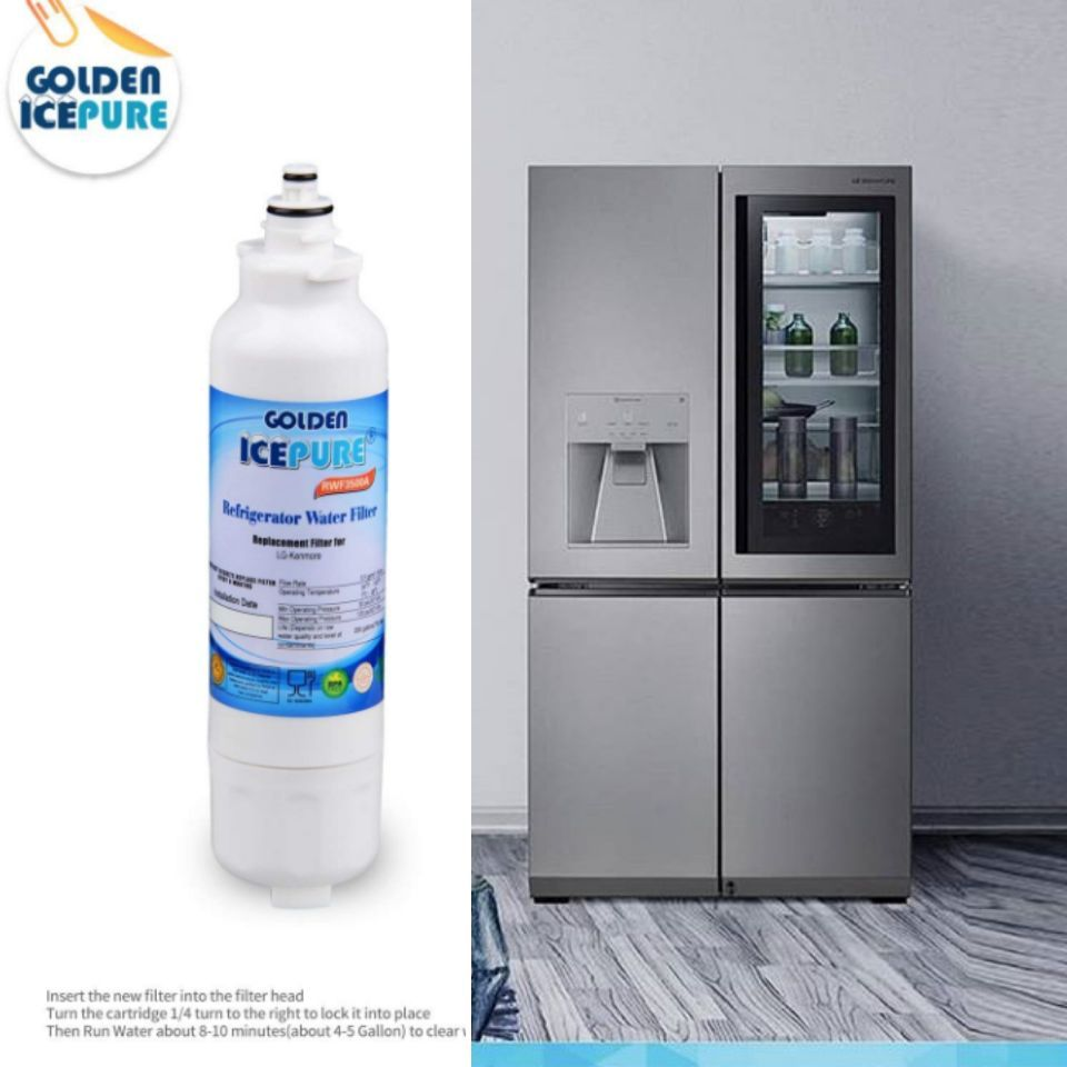 💧Golden Icepure LT800P Refrigerator Water #Filter Replacement for