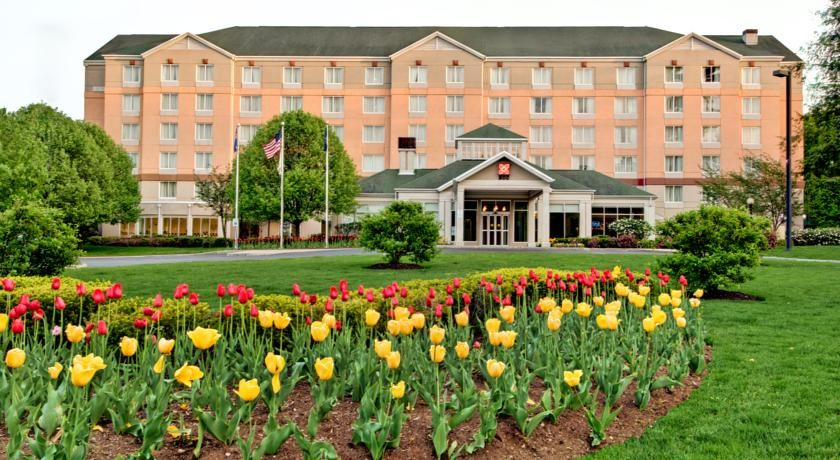 Hilton Garden Inn Albany Airport Latham Located 0.5 miles from ...