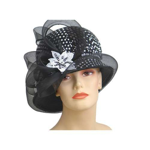 0d331ec51 Cloche Hats for Women with Small Heads | Hats in 2019 | Church hats ...