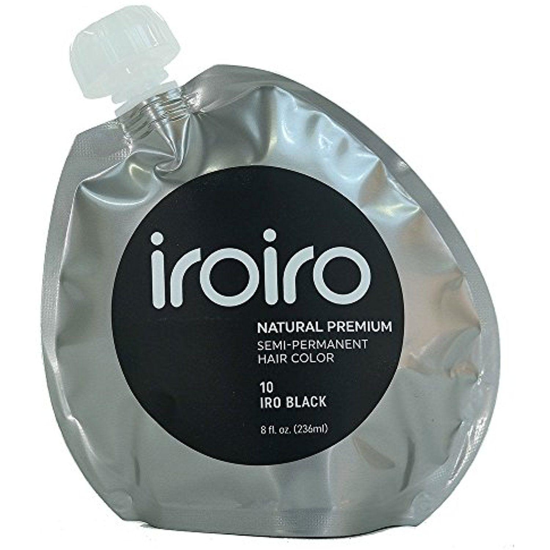 IROIRO Premium Natural SemiPermanent Hair Color 10 Iro