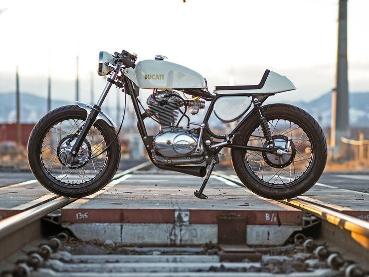 Ducati Cafe On The Tracks 736x552 Retro MotorcycleCafe Racer